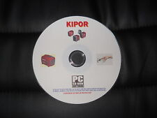 KIPOR GENERATOR OWNERS AND SHOP MANUALS.