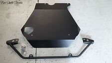 NEW TOYOTA TACOMA BLACK POWDER COATED FRONT SKID PLATE ENGINE UNDERCOVER