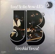 Fred and The Jb's Breakin' Bread LP 8 Track Special Limited Edition 150 Gra