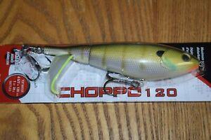 Berkley Choppo 120 Topwater Fishing Lure  (MF Bluegill) NIP