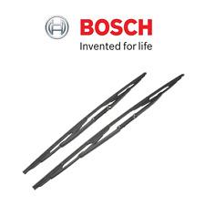 "BMW E39 525i 528i 530i 540i M5 Front Left & Right Wiper Blade Set 22""/26"" Bosch"