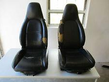 Porsche 911 993 Sitze Fahrersitz Beifahrersitz Innenausstattung Ledersitze
