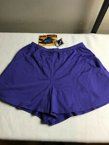 Jamie Sadock Ladies Golf Tennis Shorts Purple Size Medium #31404 NEW