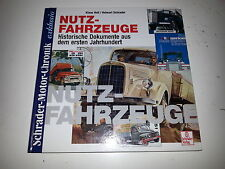 Historische Nutzfahrzeuge Krupp * Hanomag * Adler * Daf * Saurer * Tatra * MAN