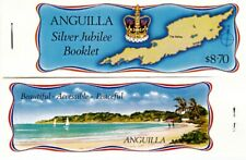 1977 Anguilla $8.70 Silver Jubilee Booklet.