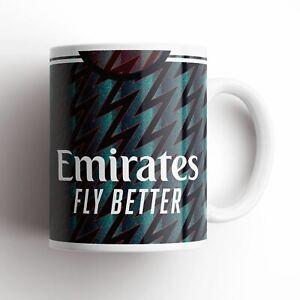 Arsenal Inspired 21/22 Third Kit Mug