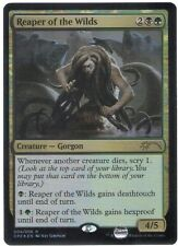 Reaper of the wilds (foil) - inglés-Magic the Gathering Clash Pack promos