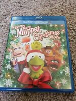 Its A Very Merry Muppet Christmas Movie (Blu-ray Disc, 2014) No digital