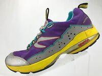 Newton Terra Momentum Running Shoes - Purple Cross Fitness Sneakers Women's Sz 9