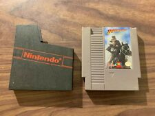 Indiana Jones and the Last Crusade - Ubisoft (Nintendo, Nes) Authentic game