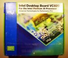 Rare Vintage Intel VC820 Motherboard with 128MB RAM (New Old Stock)