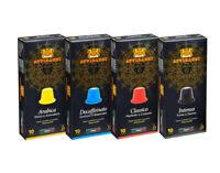 Attibassi Nespresso Compatible Coffee Capsules Gourmet Italian Coffe Pods