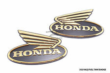 Fuel Tank badge autocollant pour HONDA BENLY CD50 CD70 CD90 CD125 CB50 CB100 CG XL SL