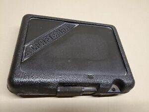 """Craftsman 1/4"""" SAE  Drive Socket Set, Vintage """"G1 Series"""", Deepwell Socket Set"""
