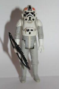 Vintage Star Wars Complete AT-AT Driver Action Figure - 1980 - C9 - HONG KONG