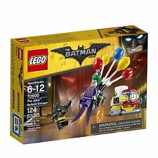 LEGO Batman Movie The Joker™ Balloon Escape Building Set 70900 NEW NIB