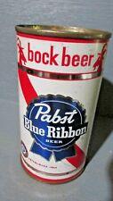 Pabst Blue Ribbon Bock_ Newark Nj._ Flat Top Beer Can -[Read Description]-