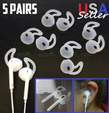 5 pairs Silicone Hook Hooks for iPhone Apple in-ear Headphones Earphones,Airpods