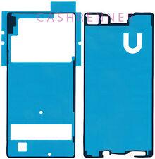 Set Adesivo Pellicola Adesiva quadro Adhesive Sticker Frame SONY Xperia z3+ PLUS z4