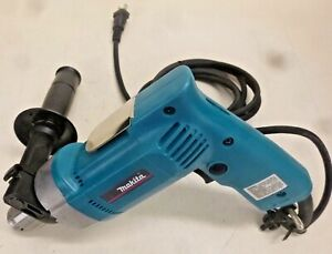 """Makita 1/2"""" DRILL, CORDED, W/ AUXILIARY HANDLE,  6302H"""