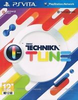 DJMax Technika Tune for PS Vita Asia Import video game RARE Playstation