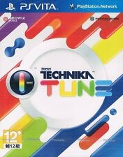 DJMax Technika Tune for PS Vita [Asia Import] video game RARE Playstation