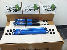 Toyota Tacoma 2001-2004 OEM Genuine New Front and Rear Tokico Shocks Set of 4