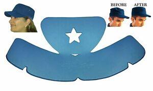 2Pk Military Hat Half Shaper| Hat Liner Shape| Army Crown Inserts| Hat Storage