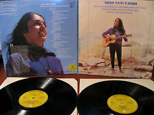 JOAN BAEZ Very early Joan- 2 LP- 24 brani in tour 1961/1963- 2 duetti con Seeger