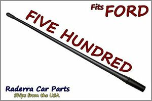 "FITS: 2005-2007 Ford Five Hundred 13"" SHORT Custom Flexible Rubber Antenna Mast"