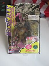 """Jim Lee's Wild C.A.T.S. Daemonite 6"""" Action Figure Special Collector Card Rare"""