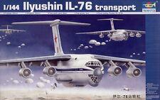 Trumpeter 1/144 Ilyushin Il-76 Transport # 03901