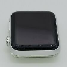 Apple Watch Series 3 42mm silver white bands