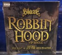 Blaze Ya Dead Homie - Robin Hood CD SEALED rare twiztid insane clown posse icp