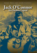Jack O'Connor An Outdoor Legend DVD Safari Press Classics Hunting Guns