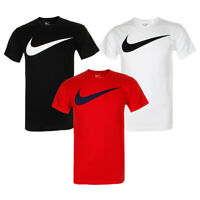 Nike Men's Short Sleeve Swoosh Graphic Active T-Shirt