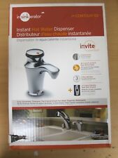 NEW InSinkErator H-CONTOUR-SS Invite Contour Instant Hot Water Dispenser System