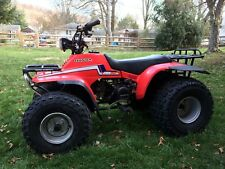 1985 Honda Trx 125 Four Wheeler