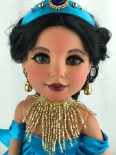 BFC ink doll repainted reborn Disney Aladdin princess Jasmine doll
