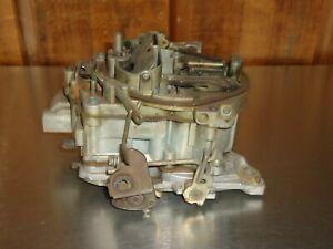 Rochester Quadrajet 4-Barrel Carburetor 7041312 1966 Oldsmobile Toronado 400 425