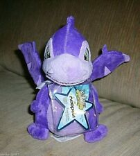 Neopets Plush Starry Elephante Jakks Pacific With Keyquest Tag and Code Series 3