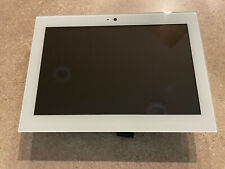 CONTROL4 C4-WALL7-WH 7 T3 INCH TOUCHSCREEN POE GREAT CONDITION WHITE