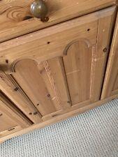 pine sideboard 3door