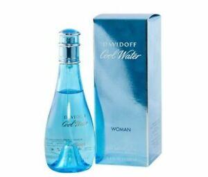 Davidoff Cool Water Woman Eau de Toilette Damen 100 ml EDT Qualitätsgarantie