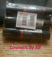 NYX Color Lip Balm CLB #08 ARIGATO  LOT OF 3 SEALED FULL SIZE /