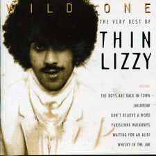 Thin Lizzy - Wild One: Very Best of [New CD] Rmst