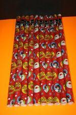 10 ROULEAUX PAPIERS CADEAUX ENFANT 2 M x 70 cm +18 Étiquettes cadeaux Double 1