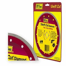 "Ivy Classic 7"" Tile Cutting Diamond Blade Dry & Wet Continuous Rim"