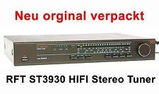 RFT DDR HIFI Stereo Tuner  ST 3930  Rarität **NEU**OVP