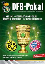 DFB-Pokalfinale 12.05.2012 Hertha BSC Berlin - SC Freiburg in Berlin